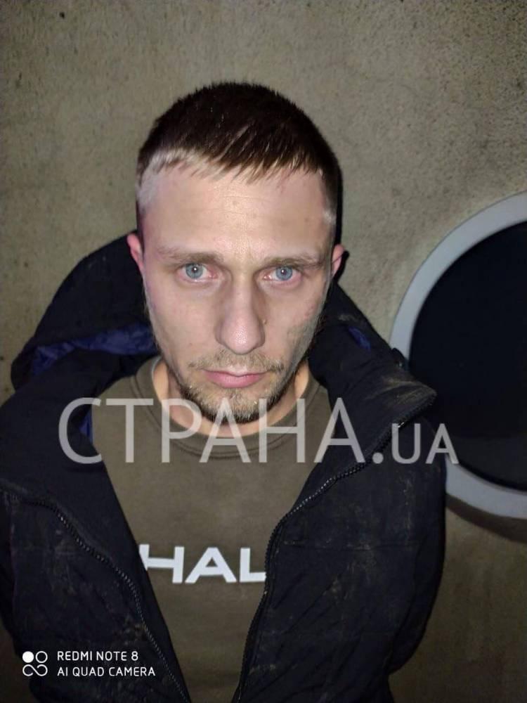 Полицейские помогали иностранным киллерам, стрелявшим в центре Киева