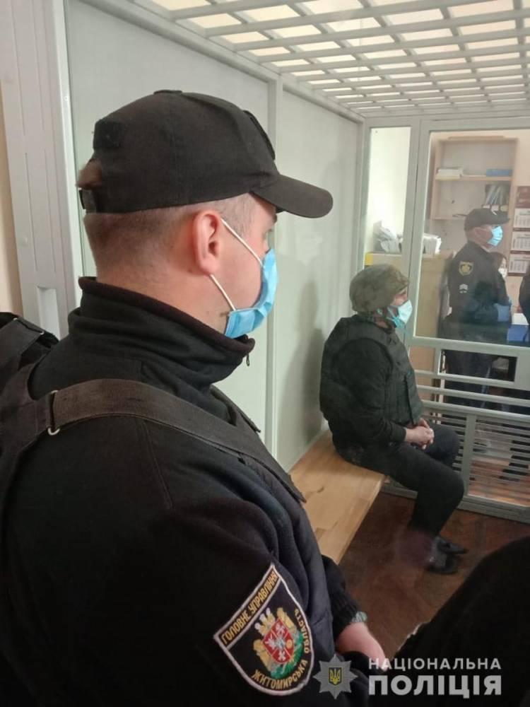 Убийство 7 человек в Житомирской области: подозреваемого взяли под стражу