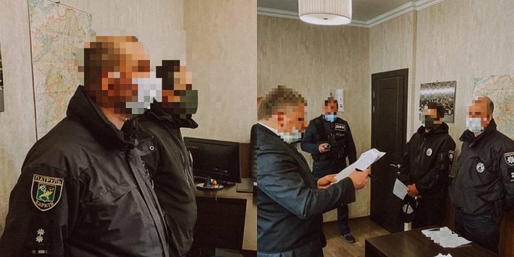 В Харькове водитель эвакуатора с помощью двух полицейских угнал автомобиль