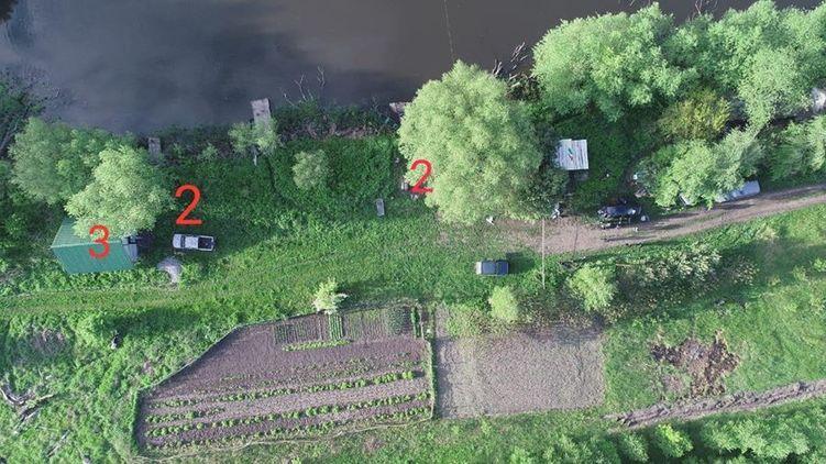 Убийство семерых человек в Житомирской области может быть связано с коррупцией в полиции