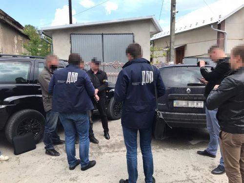 В Тернопольской области на взятке попался начальник сектора реагирования патрульной полиции