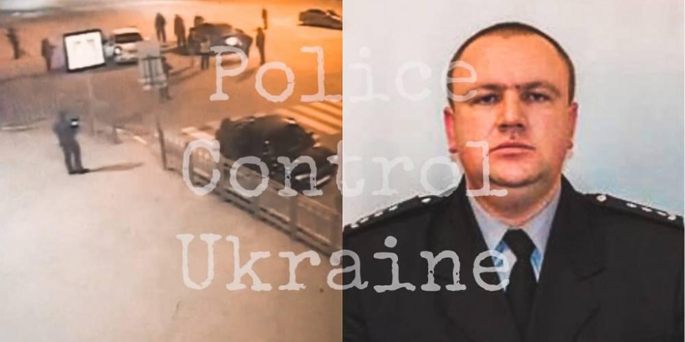Избитый топ-офицер полиции Харьковской области, устроивший пьяное ДТП, уволился из органов