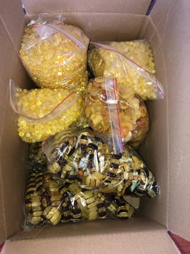 В Ровенской области задержали организатора незаконного янтарного бизнеса