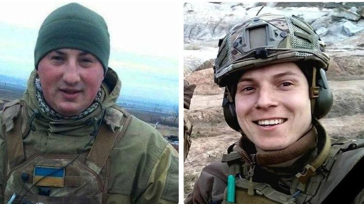 В зоне АТО на учениях погибли два офицера