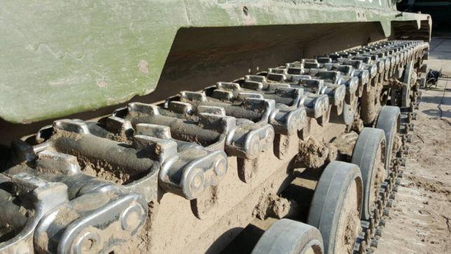 Житомирский бронетанковый завод заказал заводу «Укроборонпрома» гусеницы для БМП за миллион евро