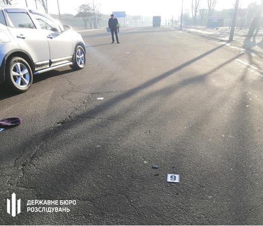 В Павлограде экс-полицейскому вручили подозрение в совершении смертельной аварии