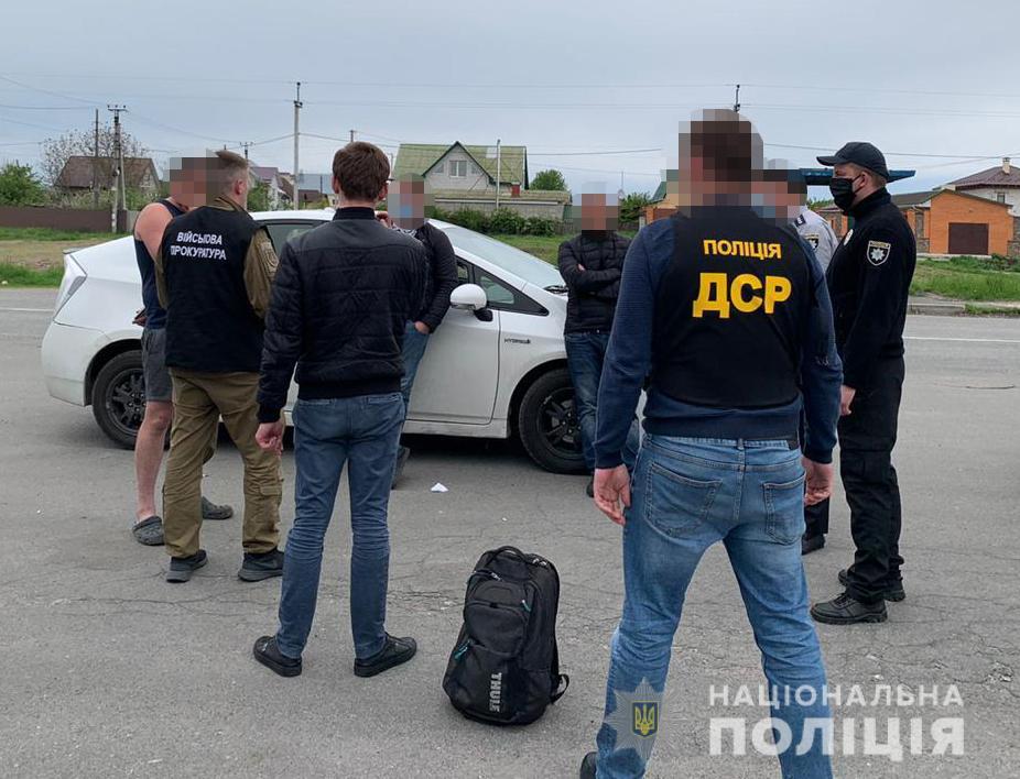 В Киевской области военные занимались хищениями топлива на 10 млн гривен