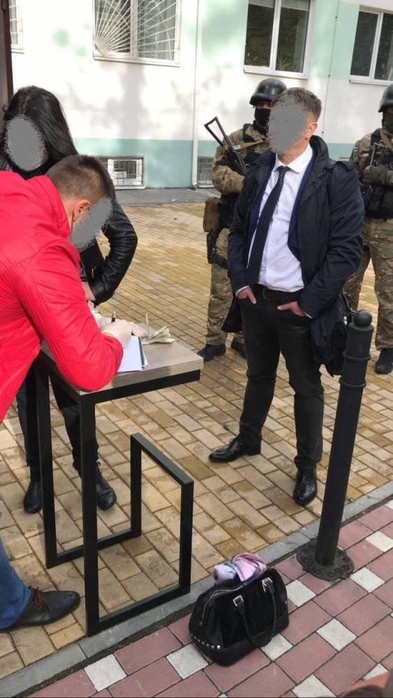 В Киевской области задержали адвоката при попытке подкупить прокурора