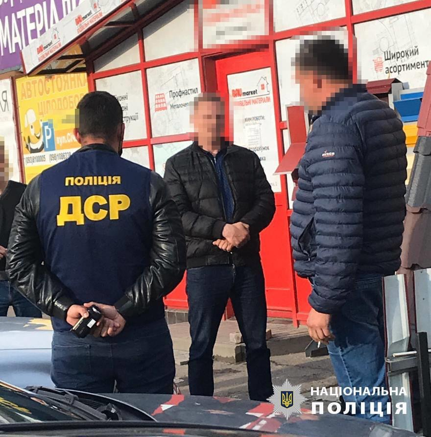 Заммэра Борисполя получил в качестве взятки договор купли-продажи квартиры в местной новостройке