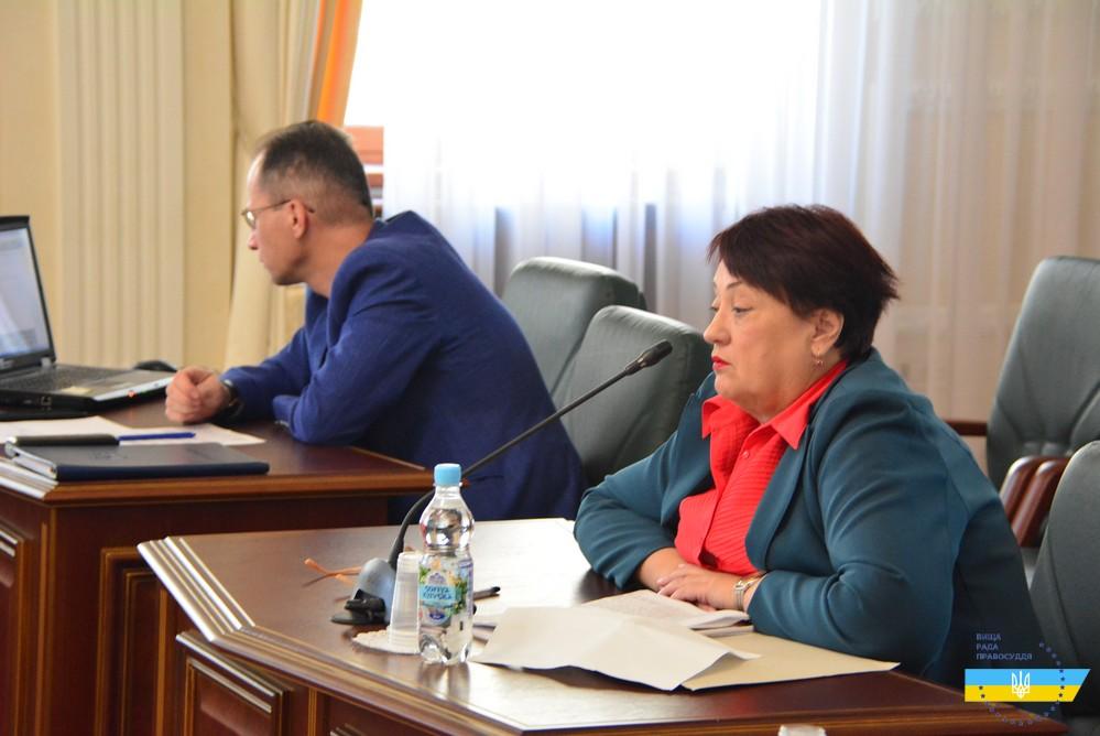 Дело экс-судьи из Вольнянска передали в суд