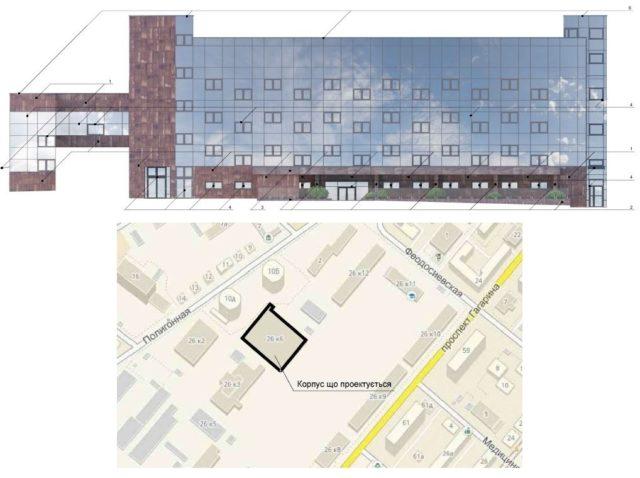 Университет внутренних дел утаил сметы на строительство нового корпуса за 158 млн гривен