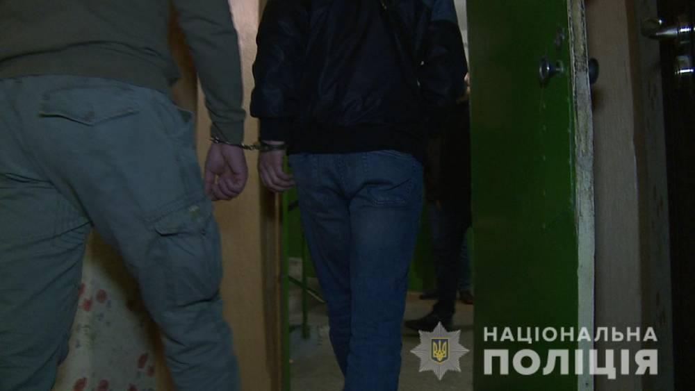 В Виннице задержали подозреваемого в убийстве нацгвардейца