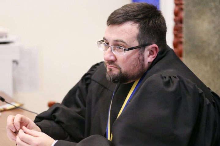 Скандальный судья ОАСК пожаловался на НАБУ за расследование в отношении его решения