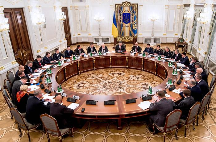 Экс-чиновника СНБО подозревают в растрате более полумиллиона гривен средств