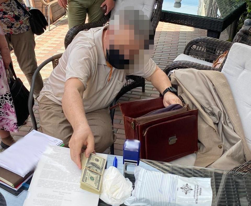 В Киеве арбитражного управляющего задержали за вымогательство взяток