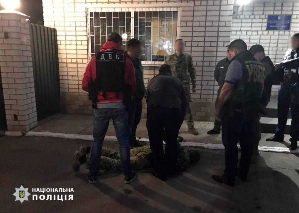 В Бердянске пограничник занимался сбытом наркотиков
