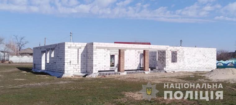 Полиция разоблачила «схему» растраты средств при строительстве амбулаторий в 6 областях
