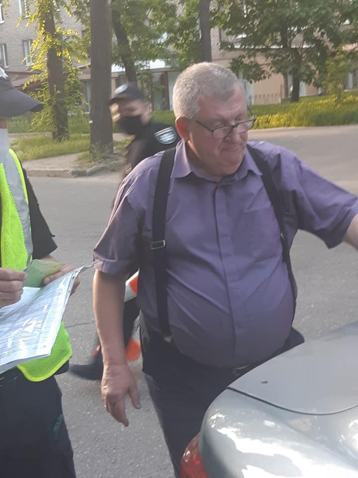В Запорожье пьяный советник мэра устроил аварию