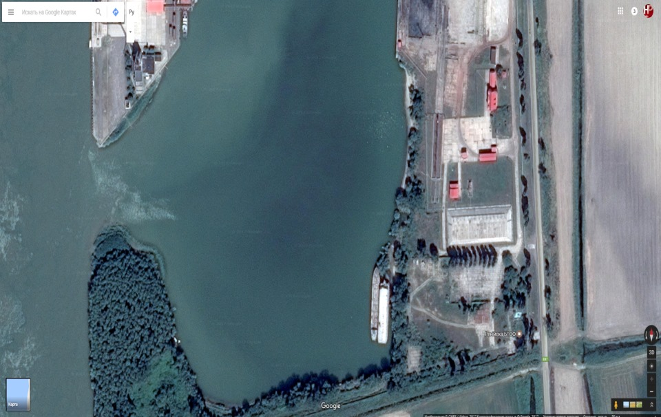 Дело Курченко: терминал по перевалке сжиженного газа в Ренийском порту конфисковали в доход государства