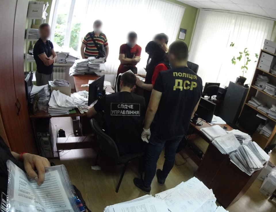В Одессе на взятке задержали госисполнителя