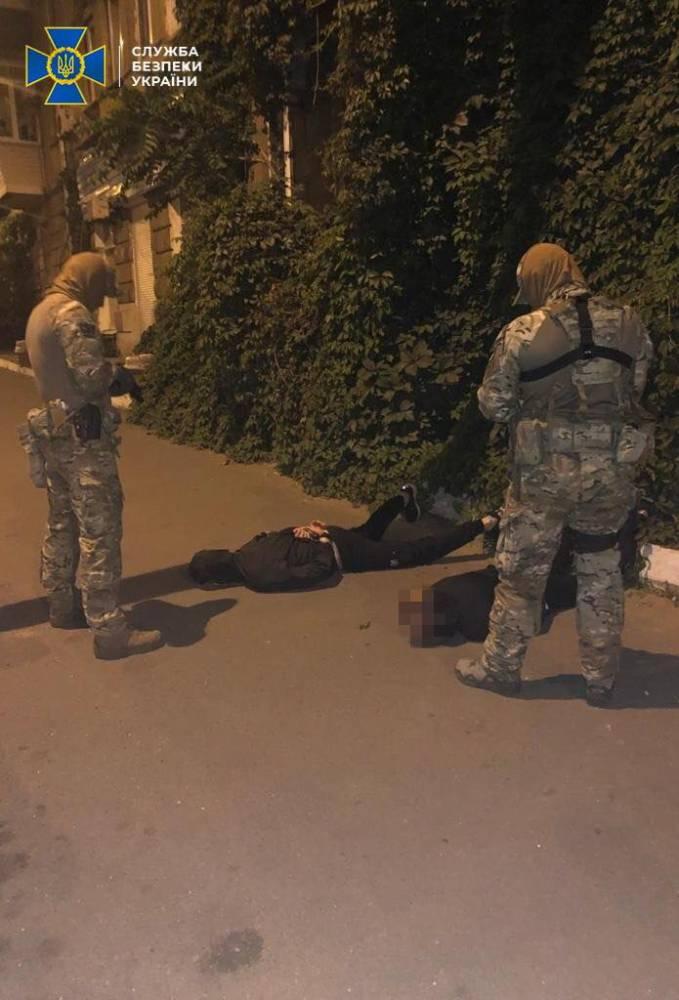 В Одессе задержали двух парней, готовивших поджог исламского центра