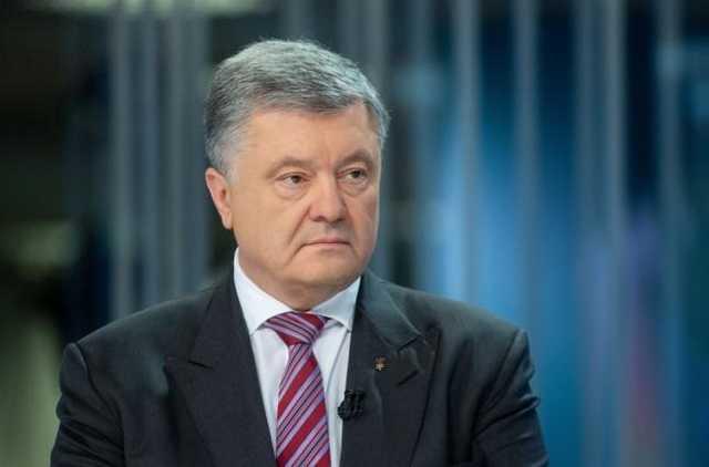 Порошенко вручили подозрение в издании «преступного приказа» о назначение Семочко