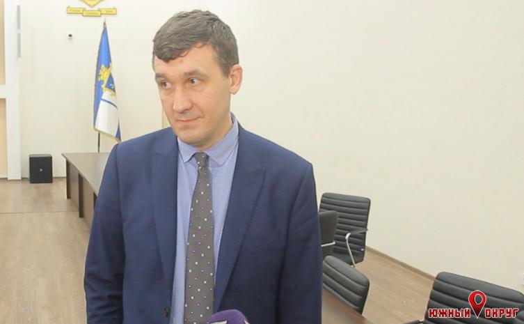 Главному архитектору Южного вручили подозрение за помощь фирме Ахметова в захвате земель порта