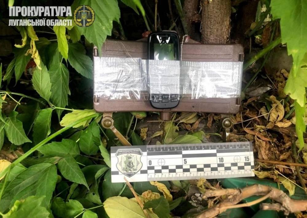 В Северодонецке бывший военнослужащий пытался взорвать военный госпиталь