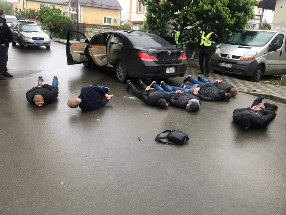Одному из организаторов перестрелки в Броварах вручили подозрение