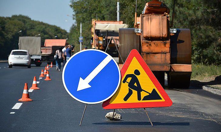 Директор фирмы-подрядчика присвоил на ремонте дорог под Киевом почти полмиллиона гривен