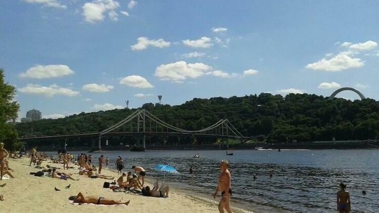 Киевсовет заказал реконструкцию зоны отдыха на Трухановом острове за 130 млн гривен фирме-фигуранту расследований