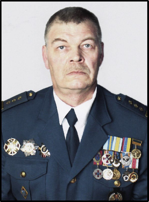 В аварии погиб полковник воздушных сил ВСУ