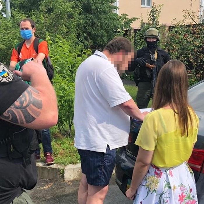 В Киевской области задержали разыскиваемого экс-ликвидатора «Киевского радиозавода» за многомиллионные хищения