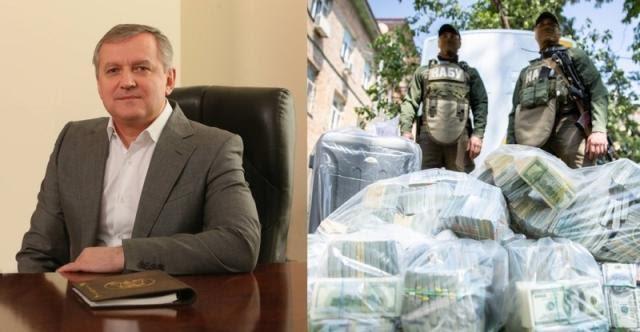 Суд арестовал второго фигуранта по делу о взятке антикоррупционных органов с залогом 84 млн гривен