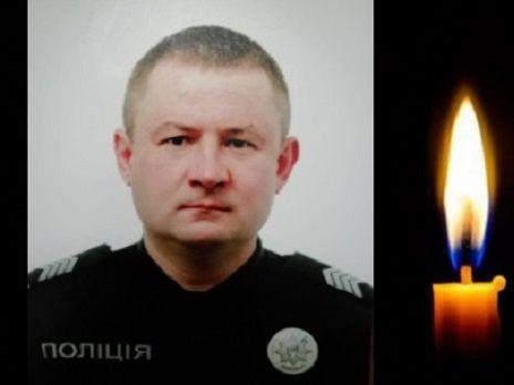 В Броварах в аварии погиб полицейский