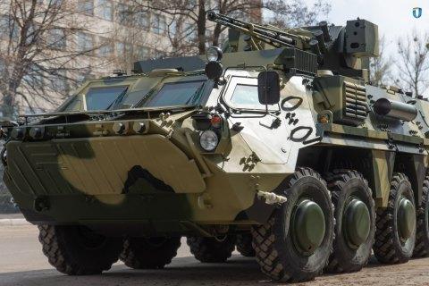 Экс-командира одной из воинских частей подозревают в растрате 1,2 млн гривен