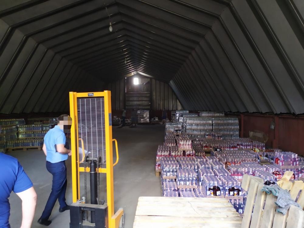 В Украине разоблачили схему реализации неучтенного алкоголя рядом заводов
