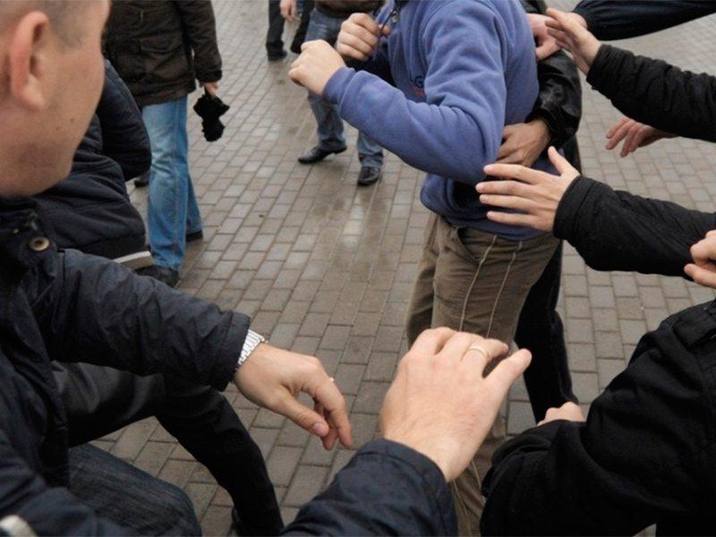 В Киеве группировки, связанные с газовым бизнесом и агрорынками, устроили драку со стрельбой