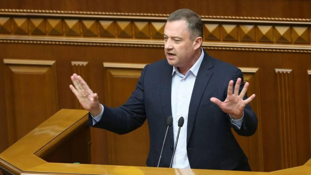 Экс-нардеп Дубневич задекларировал десятки квартир и сотни гектаров земли
