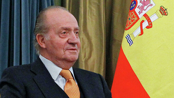 ВИспанииначато расследование в отношении бывшего короля страны