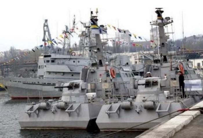 Командир украинского боевого корабля шпионил в пользу россиян