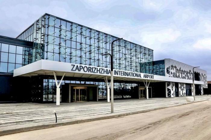 VIP-корпус аэропорта в Запорожье отремонтируют за 7,7 млн гривен