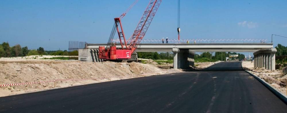 На строительстве  окружной дороги в Киеве растратили 354 млн гривен