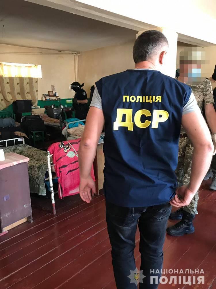 В Ровенской области перекрыли канал поставки наркотиков в исправительную колонию