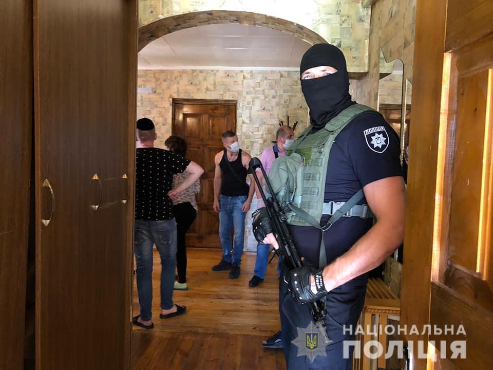 В Ивано-Франковской области действовали нелегальный реабилитационные центры