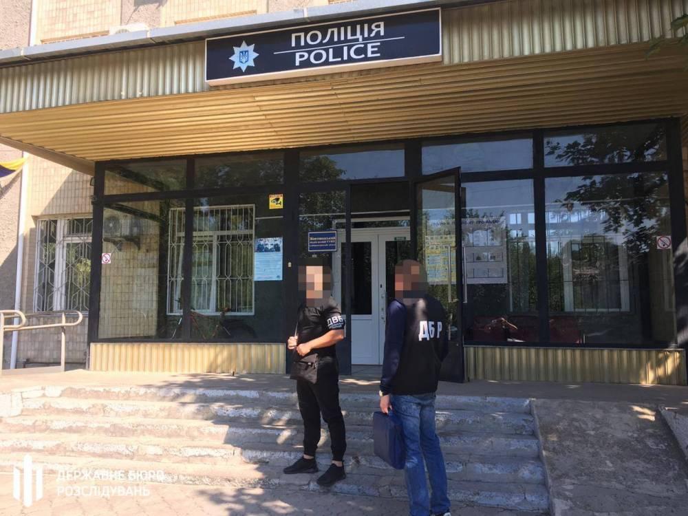 Полицейские в Желтых Водах «выбивали» у задержанного признание в убийстве