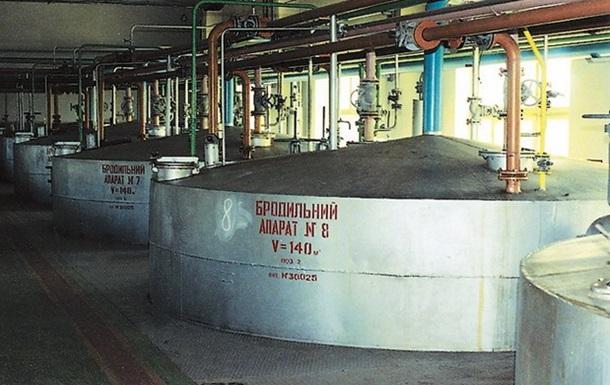 В Украине приватизируют 12 заводов по производству спирта