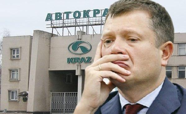 ФГВФЛ решил продать долги «АвтоКрАЗ» на 8,8 млрд гривен с дисконтом 96%