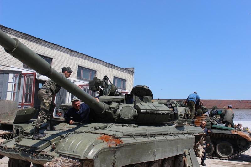 В Золочеве армейские офицеры «потеряли» запчасти стоимостью в 1,2 млн гривен