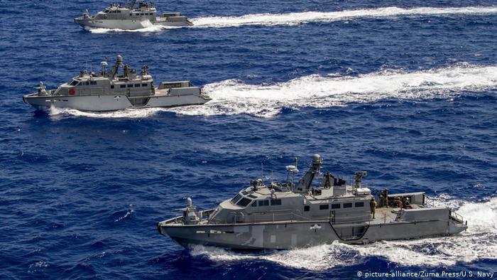 Украина намерена купить у США полтора десятка патрульных катеров
